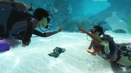 World of Diving - Multiplayer-Trailer zum Oculus-Rift-Tauchspiel
