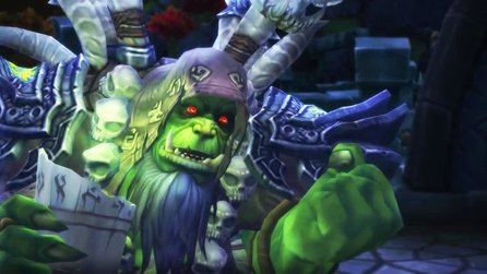 World of Warcraft: Warlords of Draenor - Story-Trailer zum Update 6.1