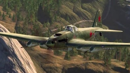 World of Warplanes - Tutorial-Video »Flugschule«, Teil 1