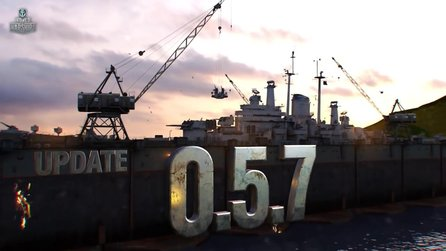 World of Warships - Neuerungen von Update 0.5.7