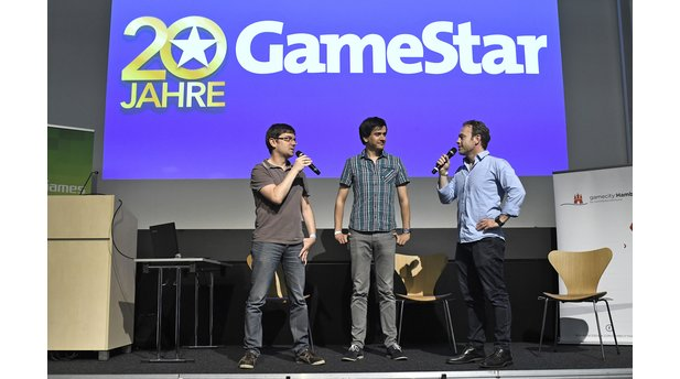 <b>20 Jahre GameStar am 27.6. in Hamburg</b><br>Foto: Christian Augustin