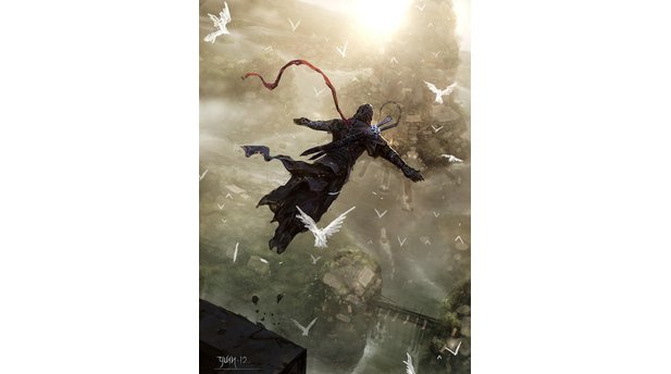 Assassin's Creed - Asien-Fanart von Yuan