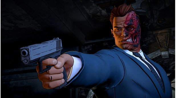 Batman: The Telltale Series - Screenshots aus Episode 5: City of Light