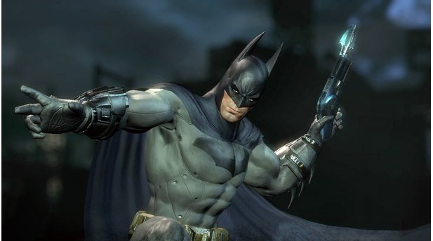 <b>Batman: Arkham City</b><br>Batman