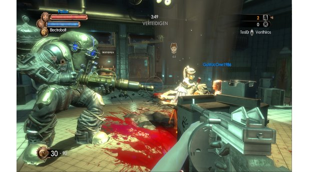 Bioshock 2 - Multiplayer