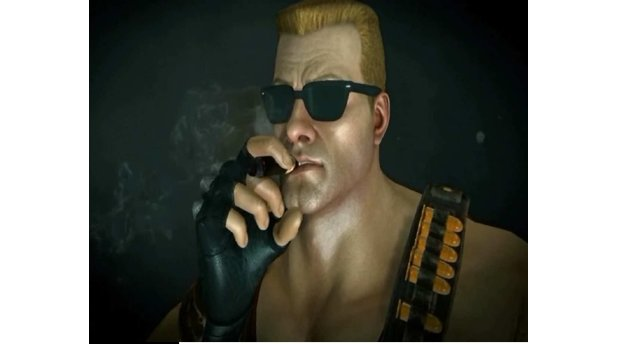 Bombshell - So sah es als »Duke Nukem: Mass Destruction« aus.