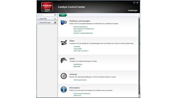 Catalyst Control Center 2