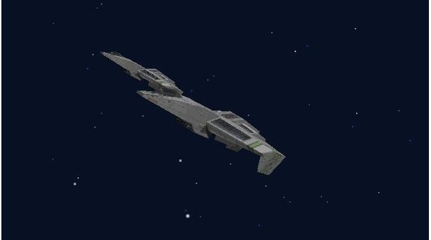 Texturen in Wing Commander 3