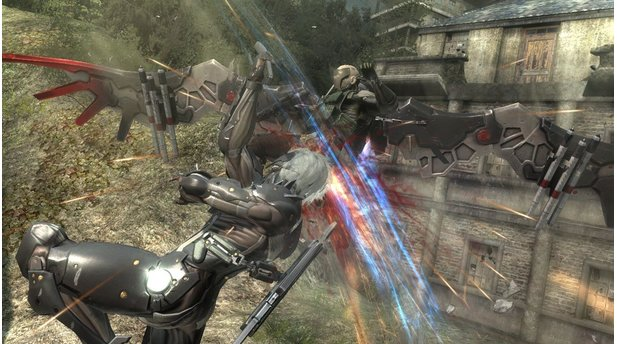 Metal Gear Rising: Revengeance - Screenshots der PC-Version