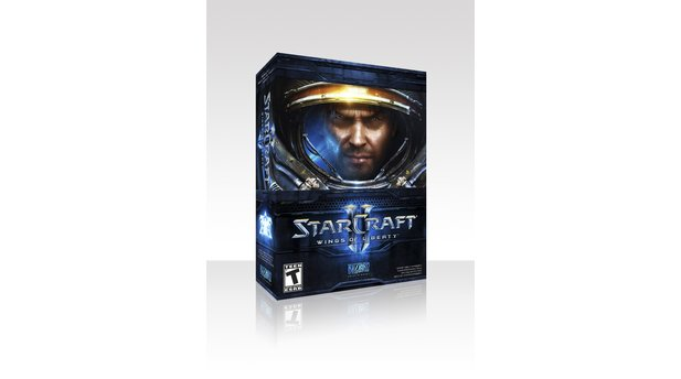 StarCraft 2 - Packshot von der Standardedition (UVP: 59,99 Euro)