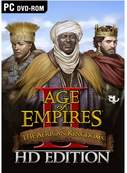 Cover zu Age of Empires 2 HD: The African Kingdoms