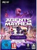 Cover zu Agents of Mayhem