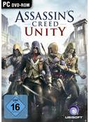 Cover zu Assassin's Creed Unity
