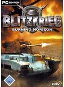 Cover zu Blitzkrieg: Burning Horizon