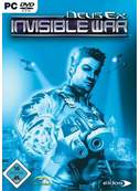 Cover zu Deus Ex: Invisible War