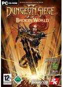 Cover zu Dungeon Siege 2: Broken World