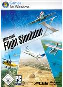 Cover zu Flight Simulator X