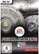 Cover zu Fussball Manager 14