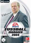 Cover zu Fussball Manager 2004