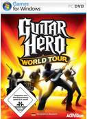 Cover zu Guitar Hero: World Tour