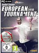 Cover zu Handball-Simulator: European Tournament 2010