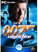Cover zu James Bond 007: Nightfire