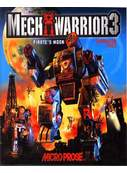 Cover zu MechWarrior 3: Pirate's Moon