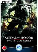 Cover zu Medal of Honor: Pacific Assault