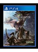 Cover zu Monster Hunter World