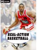 Cover zu Real-Action Basketball