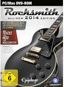 Cover zu Rocksmith 2014