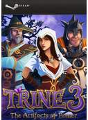 Cover zu Trine 3: The Artifacts of Power