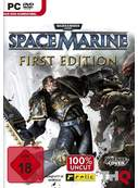 Cover zu Warhammer 40.000: Space Marine