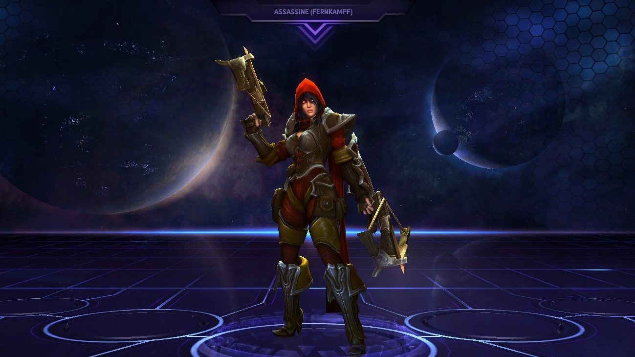 Heroes of the Storm - Valla