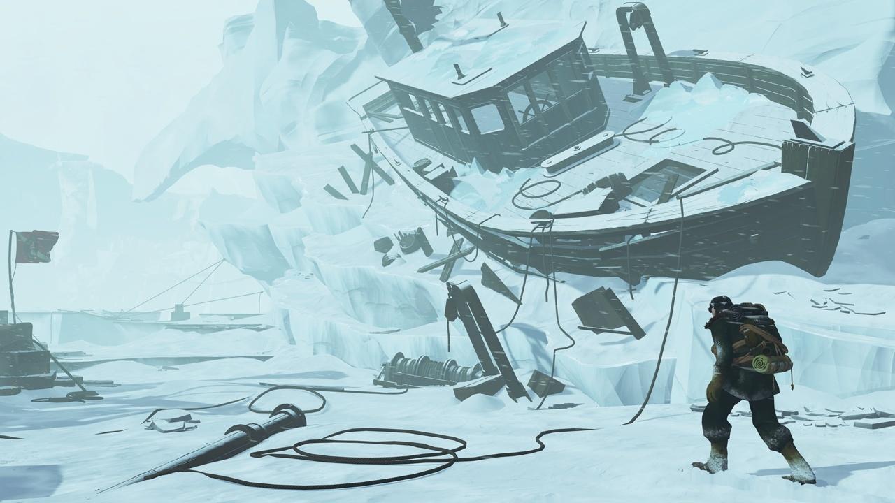 edge of nowhere video in der antarktis h rt uns niemand. Black Bedroom Furniture Sets. Home Design Ideas