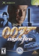 Cover zu James Bond 007 Nightfire - Xbox