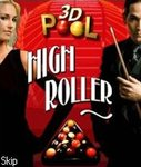 Cover zu 3D Pool High Roller - Handy