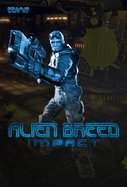 Cover zu Alien Breed: Impact - PlayStation 3