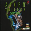 Cover zu Alien Trilogy - PlayStation