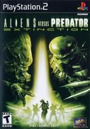 Cover zu Aliens vs. Predator Extinction - PlayStation 2