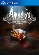 Cover zu Amnesia: A Machine for Pigs - PlayStation 4
