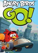 Cover zu Angry Birds Go! - Android