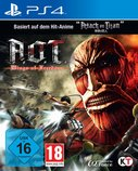 Cover zu A.O.T.: Wings of Freedom - PlayStation 4