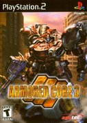 Cover zu Armored Core 3 - PlayStation 2