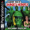 Cover zu Army Men: Sarge's Heroes - PlayStation