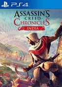 Cover zu Assassin's Creed Chronicles: India - PlayStation 4