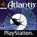 Cover zu Atlantis: The Lost Tales - PlayStation