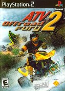 Cover zu ATV Offroad Fury 2 - PlayStation 2