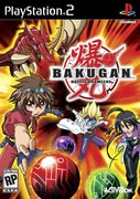 Cover zu Bakugan: Battle Brawlers - PlayStation 2