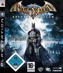 Cover zu Batman: Arkham Asylum - PlayStation 3